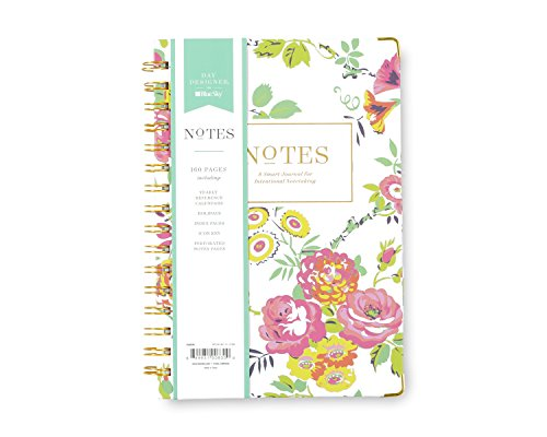 "Day Designer for Blue Sky ""Peyton White"" 5.75 X 8.5 Notebook"