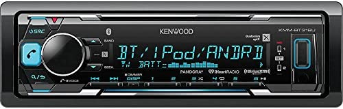 Kenwood KMM-BT318U Digital Media Player