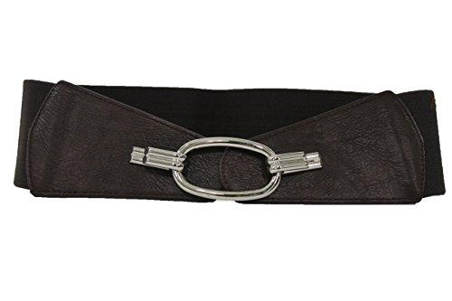 Dressy Leather Fashion Belt - 9