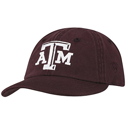 Top of the World Texas A&M Aggies Infant Hat Icon, Maroon, Adjustable