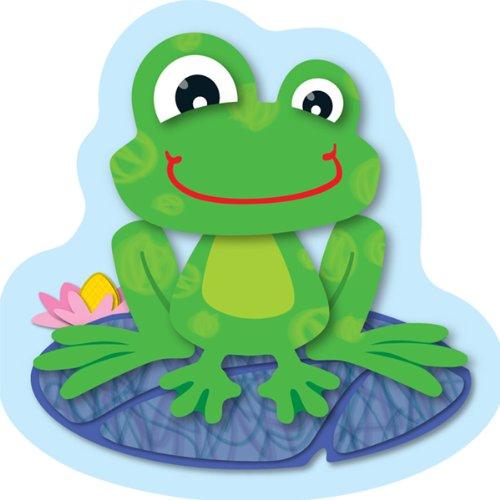 Carson Dellosa Funky Frogs Mini Cut-Outs (120132)