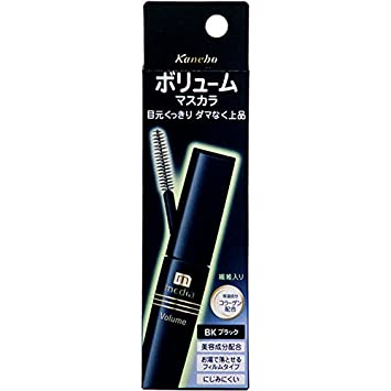Kanebo media Volume Mascara S BK by media