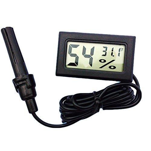 2-in-1 Hygrometer/Thermometer
