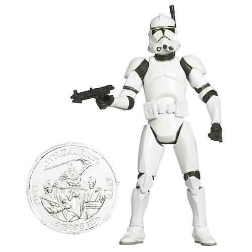(Star Wars 30Th Anniversary Saga Legends - Revenge Of The Sith Clone Trooper W...)