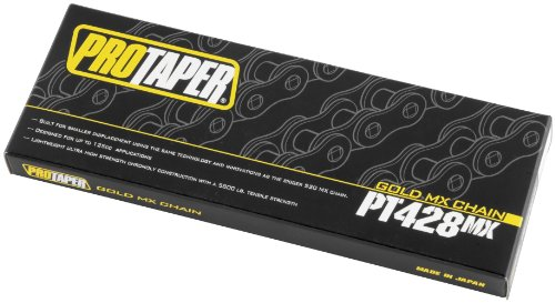 Pro Taper 428 MX Chain (134 Links) (Gold)