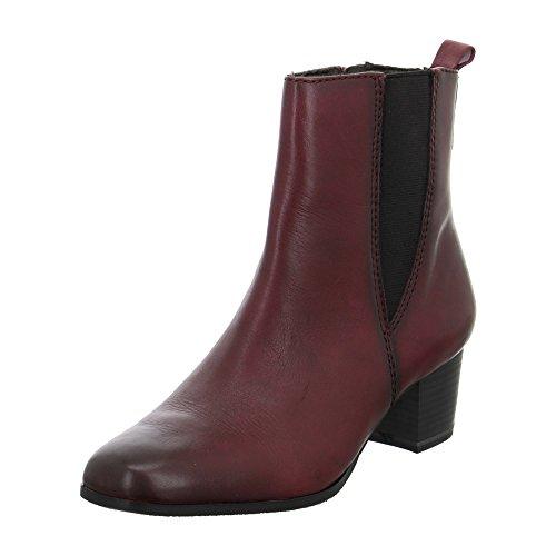 Tamaris - Botas para mujer rojo rojo 36