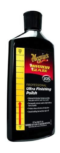 Price comparison product image Meguiar's M205 Mirror Glaze Ultra Finishing Polish - 8 oz.