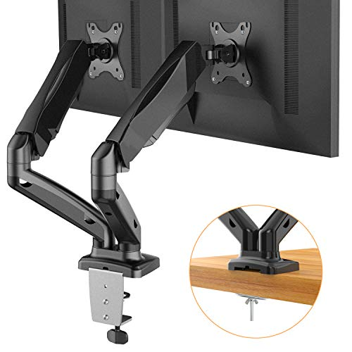 Dual Arm Monitor Stand Adjustable product image