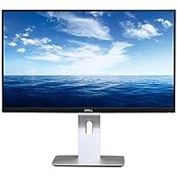Dell UltraSharp U2414H Black 23.8 Widescreen LED Backlight LCD IPS Monitor, 1920 x 1080, 1000:1, 250cd/m2, HDMI&DVI&USB Display Port, VESA Mountable
