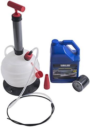 Yamaha Waverunner 1,8 litro 4 tiempos aceite kit de cambio: Amazon ...