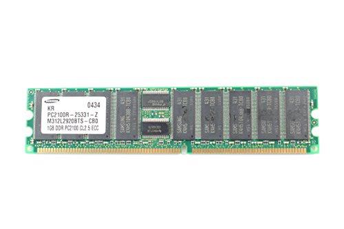 OEM Genuine 1GB DDR2 DIMM 266MHz 184 Pin Memory For Samsung X2535 M312L2920BTS-CB0