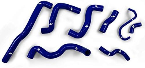 Mishimoto MMHOSE-TINY-07BL シリコンラジエーターホースキット Mini Cooper S 2007-2011対応 ブルー