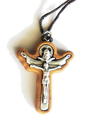 HOLY TRINITY crucifix Necklace for WOMEN
