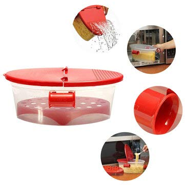 Pasta Cooker Boat Shape Spaghetti Cooking Noodles Kitchen Gadget Box Cooler Box Kitchen Bowl Filter Tools - 1 x Microwave Pasta Cooker - Kitchen Tools & Gadgets Kitchen Filtering Tool -