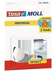 Tesa Tape 5190006 Umbral, Color Blanco, 1 m 38 mm