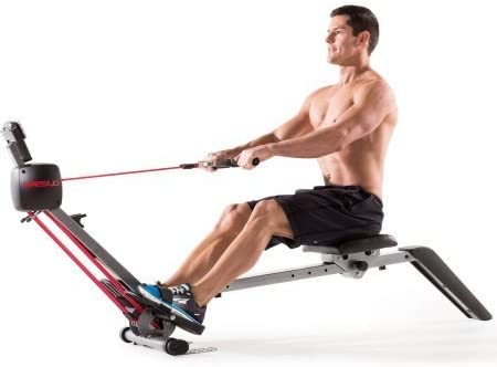 The Multiple Facilitated Weslo Flex 3.0 Rower