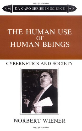"""The Human Use of Human Beings - Cybernetics and Society (Da Capo Paperback)"" av Norbert Wiener"