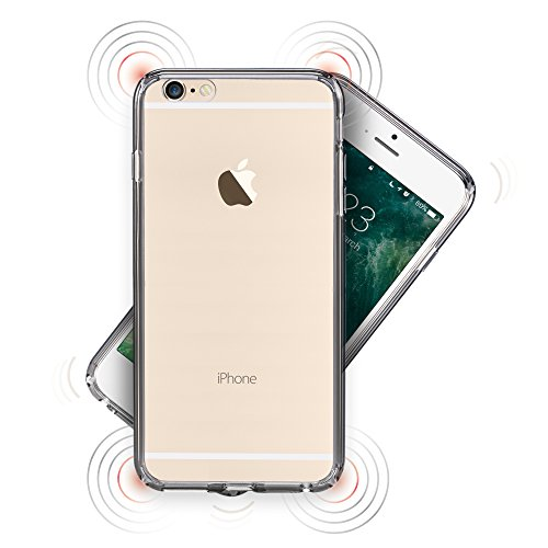 iPhone 6/6s case,[Coolest][Shockproof]New manufacturing, Attractive appearance compatible with super shock for iphone 6/6s - Parrot Installation Kit