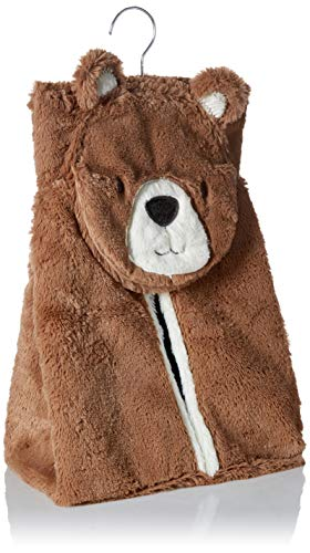 Levtex Home Baby Diaper Stacker, Brown Bear
