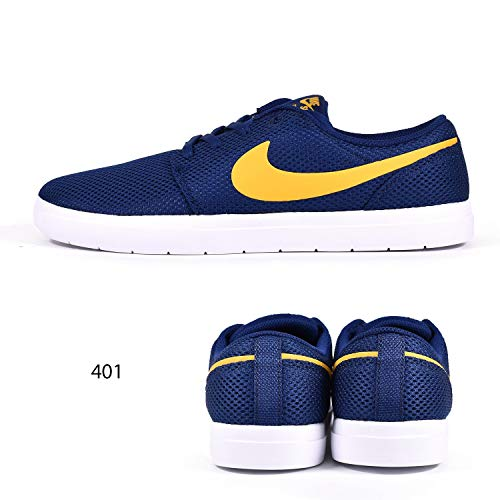 Ultralight Homme Portmore NIKE 401 Chaussures Void White SB II de Ochre Fitness Blue Multicolore Yellow xwwnFq
