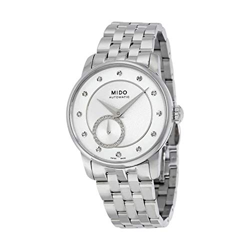 Mido Baroncelli II Automatic Diamond Ladies Watch M007.228.11.036.00