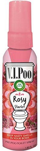 Amazon.com: Air Wick V.I.POO Toilet Perfume - Fruity Pin ...