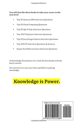 top 50 blockchain interview questions answers knowledge powerhouse 9781973225188 amazoncom books - Interview Question And Answers