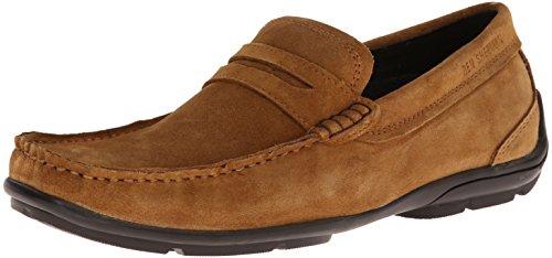Ben Sherman Men's Walter Slip-On Loafer,Tan,43.5 EU/10.5 M US