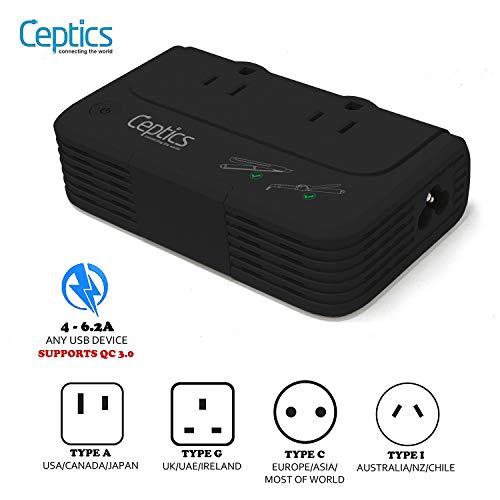 230 W Voltage Converter by Ceptics