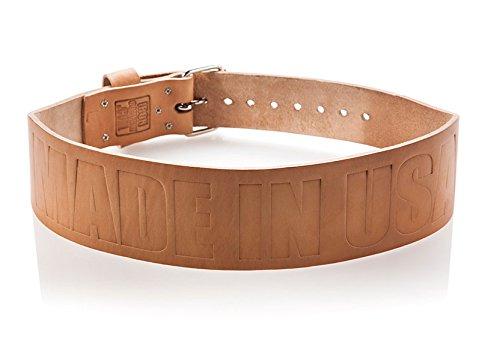 Ironcompany Leather Weight Lifting Belt