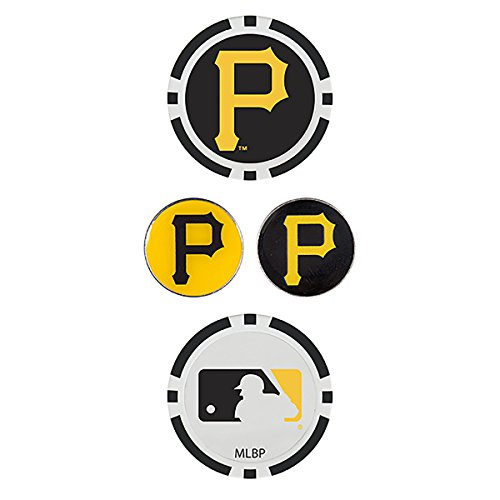 - Team Effort MLB Pittsburgh Pirates Ball Marker Setball Marker Set, NA