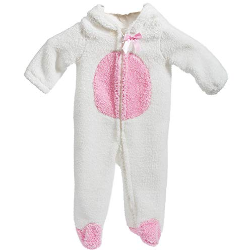 iBonny Baby Girl Romper Cosplay Costume Sheep Toddler Cosplay Pajamas One Piece Sleeping Wear for -