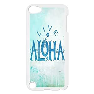 ZK-SXH - ALOHA Diy Cell Phone Case for iPod Touch 5, ALOHA Personalized Case