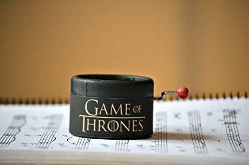Caja de música de Juego de Tronos. Game of Thrones GOT. Envuelto ...