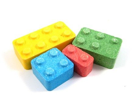 Building Blox - 1 Pound (Building Blox Candy compare prices)