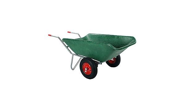 Albena Shop 61 - 100 - 002 profesional 2 rueda de carretilla (350 L: Amazon.es: Industria, empresas y ciencia