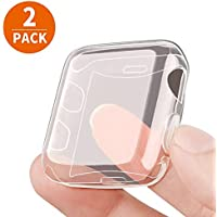 Kuge Apple Watch 3 Case Buit in TPU Screen Protector...