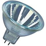 Osram Blister de 2 ampoules Verre 50 W GU5.3 Argent
