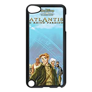 iPod Touch 5 Phone Case Black Atlantis The Lost Empire BXF286433