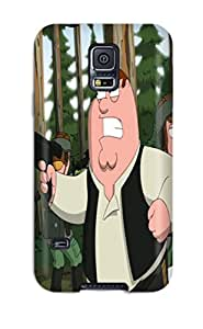 High-quality Durability Case For Galaxy S5(family Guy Star Wars)