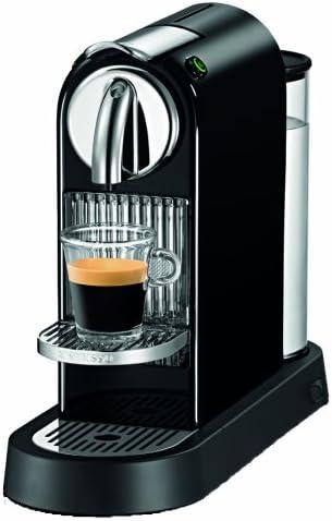 Nespresso CitiZ D110 Espresso Maker Black