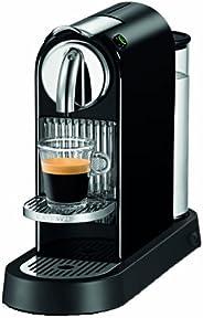 Nespresso CitiZ D110 café exprés para hacer, negro