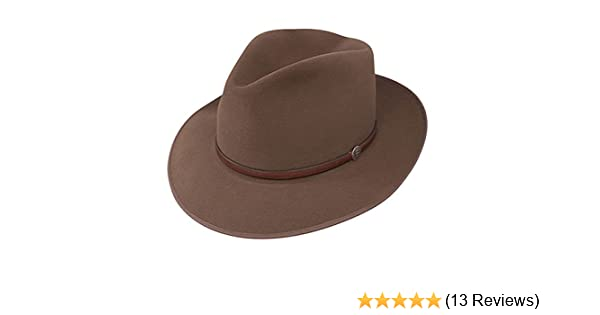 Stetson Roadster Fedora Hat at Amazon Men s Clothing store  37004e10cbdf