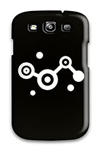 NWxAnwH7299MHwyH Tpu Phone Case With Fashionable Look For Galaxy S3 - Minimalist Art