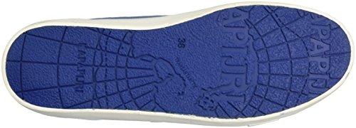 blue Femme Naomi Sneakers captain Basses Napapijri Blau 4UaqF