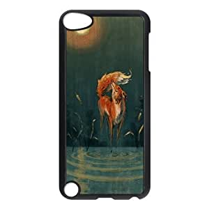 Sly Fox Personalized Case for Ipod Touch 5, Customized Sly Fox Case