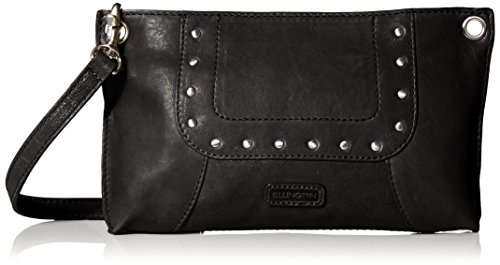ellington Sally G Clutch, Gunmetal, One Size by Ellington