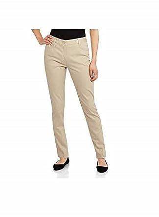 7070818a17f5 Amazon.com: George - Juniors School Uniform Flat Front Stretch Skinny Pants:  Clothing