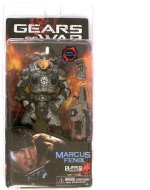 NECA Gears of War Marcus Fenix Series 2 Action Figure (Added Articulation!)
