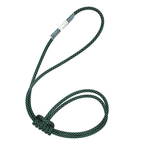 "GM CLIMBING 47inch Prusik Loop Pre Sewn 8mm (5/16"") for Rope Access"
